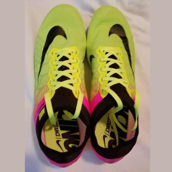 a08785d0d86a Nike Zoom Mamba 3 OC Cleats Spikes 11 Yellow NWD